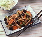 East Meets West Stir-Fry
