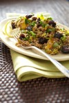 Citrus Bulgur Salad with California Dried Plums