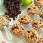 California Raisin Oatmeal Cookies