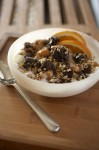 Bircher Muesli with California Dried Plums