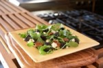 Mesclun Salad with California Dried Plums, Goat Cheese and Pecans