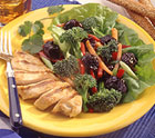 Zesty Oriental Chicken Salad