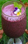 Plum-Berry Smoothie