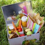 Healthy Snack Packing
